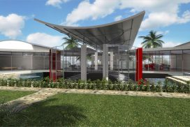 Clearwater Conference | Commercial Architecture